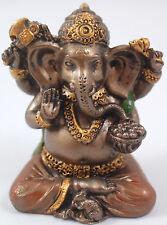"""NEW 2"""" Mini Ganesh Ganesha Statue Figurine Eastern Tibetan Gift Home Hindu 3298"""