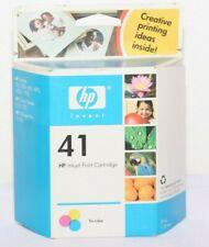3 pack HP 41 51641A Color Ink Deskjet 820 850 855 870 1000 1100 NEW OLD STOCK