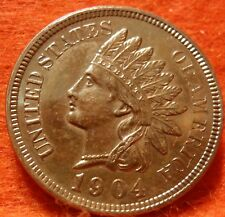 1904 full LIBERTY High Grade Indian Head Great details No reserve