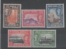 Hong Kong Colony Postage Stamps (pre-1997)