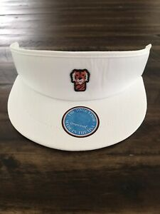 Frank The Tiger Hat Imperial High Crown Tour Visor Tiger Woods Headcover