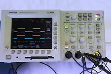 Tektronix TDS 3012B Two Channel Color Digital Phosphor Oscilloscope