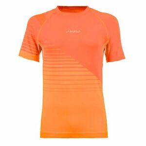 60-80% OFF RETAIL La Sportiva Complex T-Shirt Men's Short Sleeve Seamless active