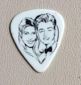 Brian Setzer Rare Guitar Pick (1994 Wedding) Stray Cats Plectrum