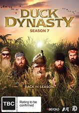 DUCK DYNASTY - SEASON 7  -  DVD - UK Compatible - sealed
