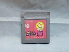 Kirby's Sparkling Kids Kirakira DMG-AKCJ-JPN GameBoy JPN Import