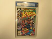 1982 UNCANNY X-MEN # 155 CGC GRADED 9.6, 1ST APPEAR. OF THE BROOD & STARJAMMERS