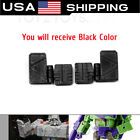 Black Upgrade Arm Cover Plate for Generations Selects Voyager G2 Megatron/Siege
