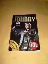 "JOHNNY HALLYDAY ""Johnny 60 ans"" François Jouffa Biographie"