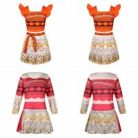 Baby Girls Princess Party Costume Halloween Fancy Cosplay Dress Outfits 2pcs Set