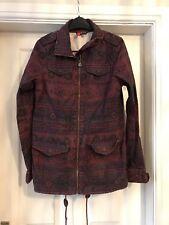 H & M Womens Aztec Jacket Size 10