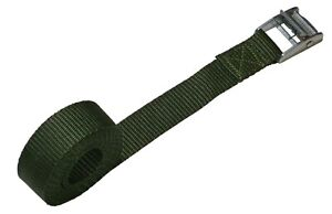 25mm Webbing Strap with Metal Cam Buckle