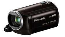 "PANASONIC HC-V130 VIDEOCAMERA DIGITALE FULL HD 16:9 DISPLAY 2.7"" COLORE NERO"