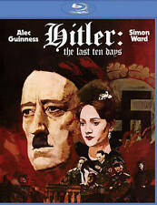 Hitler - The Last Ten Days (Blu-ray Disc, 2015) Olive Films