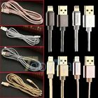 3M/10FT Data Sync Fast Charging Charger Cable Cord For iPhone 5S 6 6s 7 Plus US