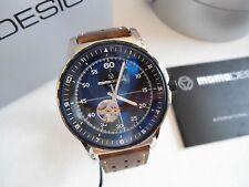 New Momo Design Italy Pilot Heritage Men's Automatic Watch (MD3064SB-32) $1,495