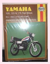 MAN210 Haynes Manual YAMAHA LT AT AT1 AT2 AT3 CT DT LT2 LT3 DT100 DT125 DT175