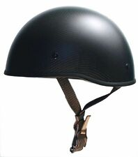 Crazy Al's WORLD'S SMALLEST LIGHTEST DOT SOA HELMET MATTE CARBONATOR LARGE