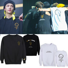 Kpop Stray Kids World Tour District 9 Unlock Double Knot Unisex Hoodie Sweater