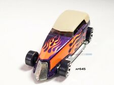 Hot Wheels Kb Toys Phaeton Purple Flames