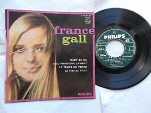 """FRANCE GALL """" DADY DA DA """" EP 45 T BIEM 437423"""