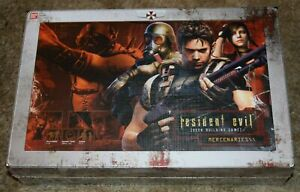 RESIDENT EVIL DECK BUILDING GAME MERCENARIES EXPANSION NEW IN BOX MINT