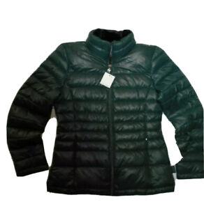 Calvin Klein lightweight Packable Down women's Jacket size Small nwt