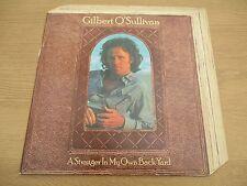 Gilbert O'Sullivan – A Stranger In My Own Back Yard  Vinyl LP Album  MAM SS 506