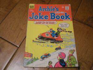 Archie's Joke Book #160 (1971) Archie Comics