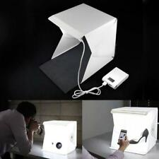 Photo Studio Light Box Photography Backdrop LED Mini Lightroom Portable Light #K