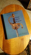Rare Book - Antique Edged Weapons, price guide; fantastic reference!