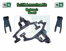 "2004 - 2008 Ford F-150 F150 3"" / 3"" Drop Lowering Kit Control Arms Shackles"