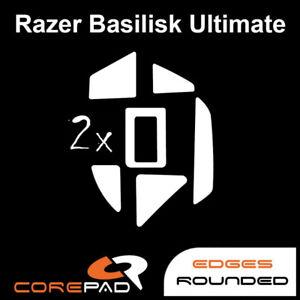 Corepad Skatez Razer Basilisk Ultimate Ersatz Mausfüße Hyperglides Hyperglide