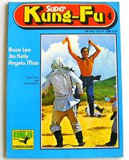 BRUCE LEE - SUPER-KUNG FU Nr. 4 - Sonderausgabe 1974