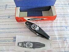 Vintage Stylophot Pen Camera S.E.C.A.M. France Mini Spy Subminiature