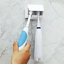 1Pc Dustproof Electric Toothbrush Frame Self Adhesive Wall Holder Stand Rack JJ