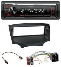 Kenwood USB Bluetooth MP3 AUX Autoradio für Ford Ka (RU8, ab 2008)