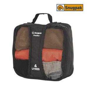 Bolso De Almacenamiento Snugpak Pak Caja 4 Litros Negro