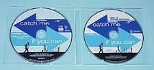 Catch Me If You Can (DVD, 2003, 2-Disc Set, Widescreen) Out of Print Without Art