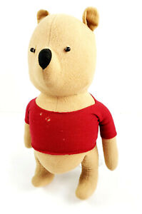 Vintage Agnes Brush Winnie the Pooh Hundred Acre Wood Collectible Plush Doll