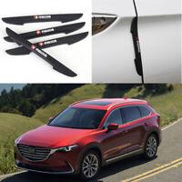 For Mazda CX-9 Car Side Door Edge Guard Bumper Trim Protector 4pcs