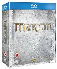 Merlin - Series 4 - Complete BBC [Blu-ray]