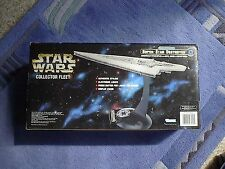 Star Wars Collector Fleet-Imperial SSD l'esecutore-OVP-Light & Suoni