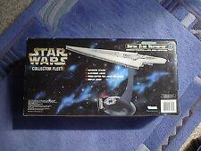 Star wars collector fleet-Imperial ssd exécuteur-OVP-Light & sons