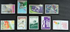Sello PAÍSES BAJOS - 9 sellos de 1988 n MNH (Cyn28) Países Bajos Stamp