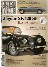 RETROVISEUR 275 JAGUAR XK120 SE FACEL VEGA FACELLIA FACEL III VI ASTON M 1923