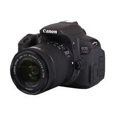 Canon EOS 700d DSLR 18mp Digital Camera Boxed PLUS brand new 18-55mm Canon Lens