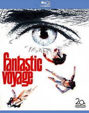 Fantastic Voyage   *Brand New Sealed*  (Blu-ray Disc, 2013)