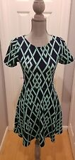 Urban Outfitters Green Spring Summer Dress- size S