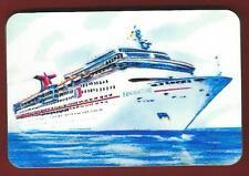 Fridge Magnets ...ms Fascination ...Cruise ship...Original Art Work